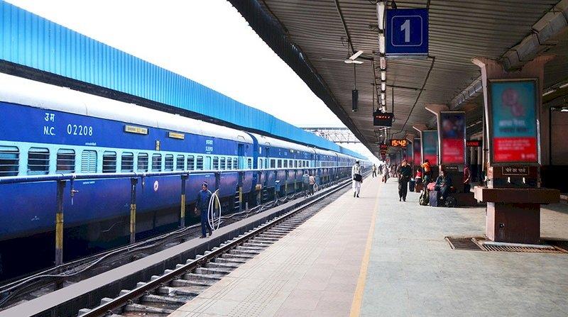 Indian Railways Station