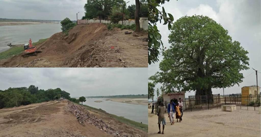 यमुना-बेतवा नदियों की बाढ़ से हमीरपुर को बचाने की तैयारी
