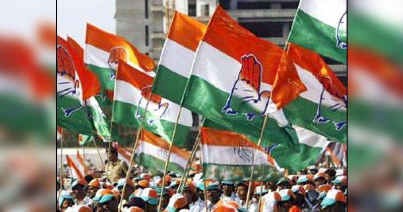 त्यौहार पर लॉकडाउन के फैसले का काले झंडे लगाकर विरोध करेगी कांग्रेस