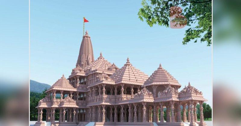 अयोध्या में होगा विश्व के सबसे विराट एवं भव्य श्रीराम मंदिर का निर्माण - जन्मेजय शरण दास