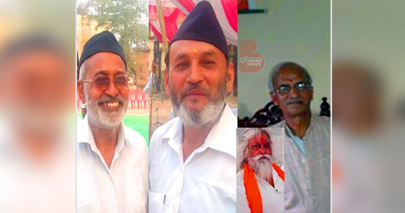 रामजन्म भूमि के लिये हमीरपुर के तमाम कारसेवकों ने मुड़ाये थे सिर के बाल