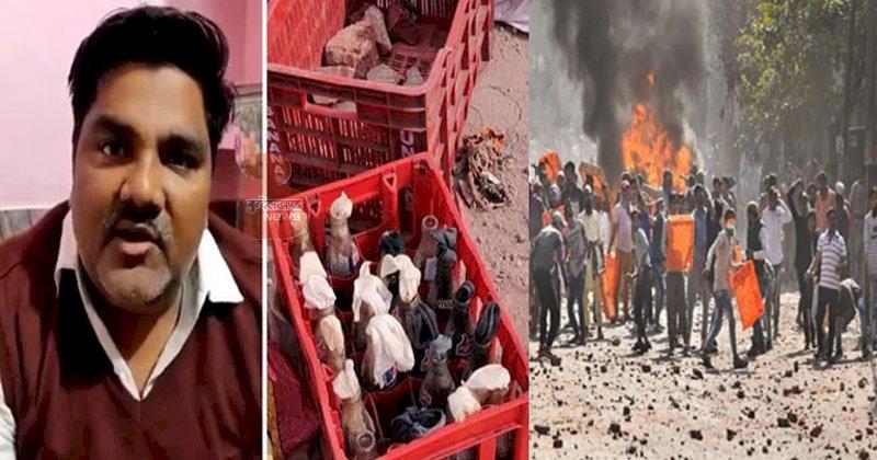 आखिर आप का पार्षद ताहिर हुसैन ही निकला दिल्ली हिंसा का मास्टरमाइंड