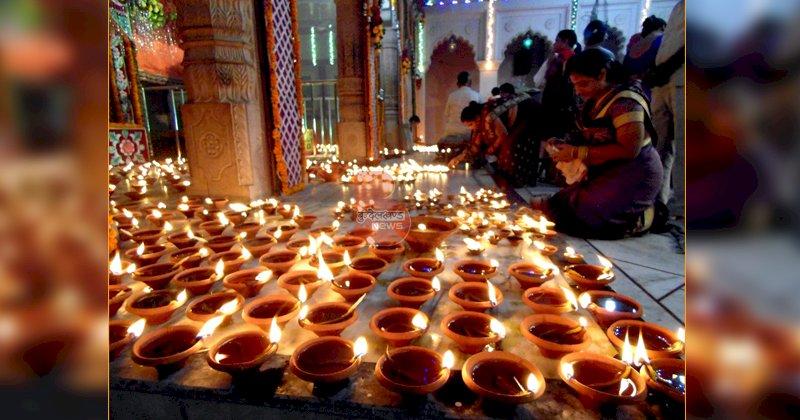 बुन्देलखण्ड के मंदिर दीपों से जगमगायेगें, और राम नाम से होंगे गुंजायमान