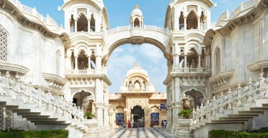 Iskcon Temple Mathura