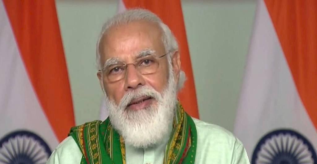 प्रधानमंत्री मोदी ने दी बुंदेलखंड को कृषि विश्वविद्यालय की सौगात, छात्रों के अनुभव को टटोला