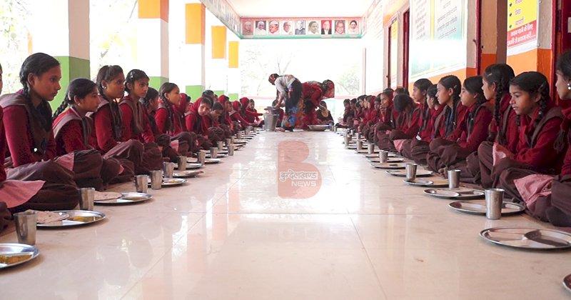 प्रदेश के स्कूलों में मिड डे मील में बांदा मॉडल लागू