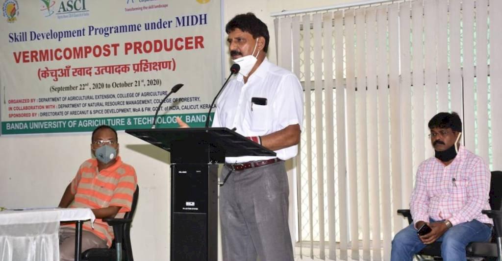 बुन्देलखण्ड के युवाओं के लिए केंचुआ खाद उत्पादन रोजगार के बेहतर अवसर