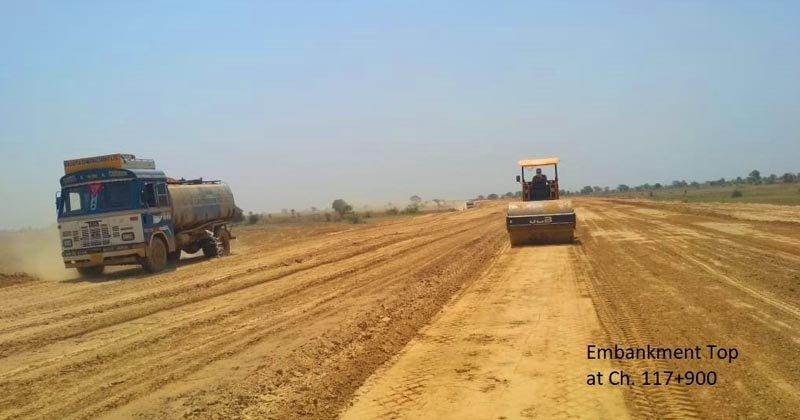 Bundelkhand Expressway | Construction Images