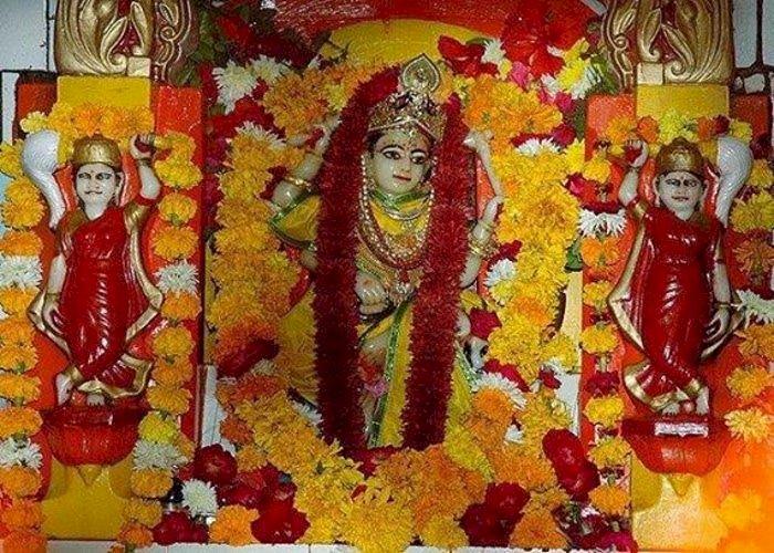 चीन के साथ युद्ध में पीतांबरा देवी ने की थी भारत की रक्षा