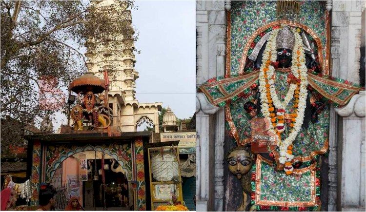 मराठा शासक ने बनवाया था बाँदा में काली देवी मंदिर