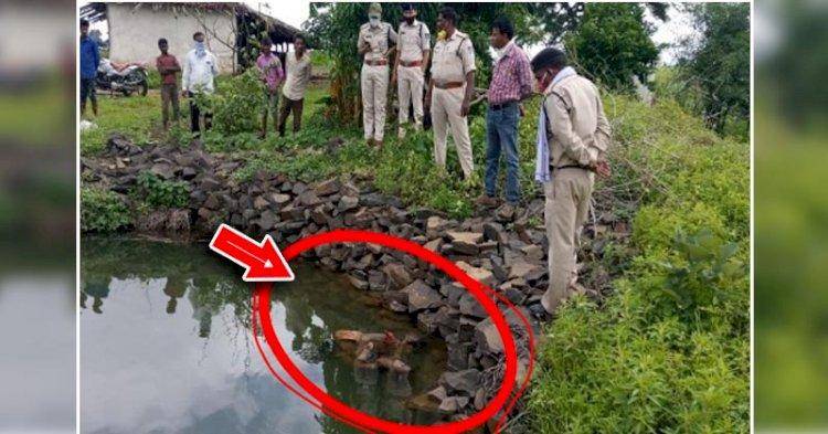 एक ही परिवार के चार बच्चों के शव तालाब में उतराते मिले, मुख्यमंत्री ने जताया शोक