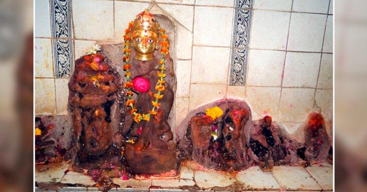 महामाई मन्दिर का करीब ढ़ाई सौ साल पहले हुआ था निर्माण