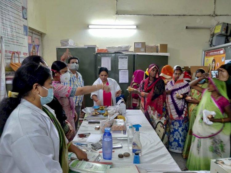 महोबा : गर्भवतियों को मिली प्रसव पूर्व जांच की सुविधा, 62 की हुई जांच
