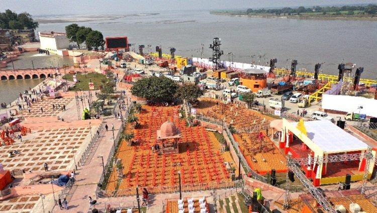 योगी राज में अतुल्य होगी प्रभु श्रीराम की अयोध्या, वैश्विक पर्यटन का बनेगी केन्द्र