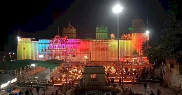 Orchha deepdan  | Orcha temples| Bundelkhand tourism