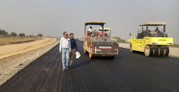 Bundelkhand Expressway | बुंदेलखंड एक्सप्रेस वे निर्माण कार्य