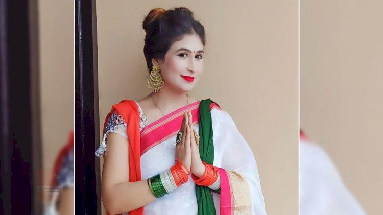 झांसी : युवा भारत महिला विंग की प्रदेश अध्यक्ष बनी फविहा खान