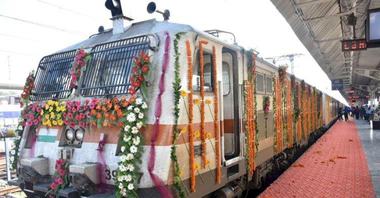 बुन्देलखण्डवासियों के लिए खुशखबरी : प्रयागराज से अंबेडकरनगर तक चलेगी नई ट्रेन
