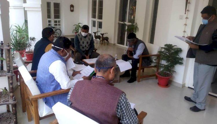 gaurav dayal | commissioner banda chitrakoot