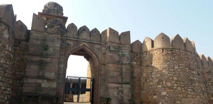 kalinjar ka kila | kalingar fort | banda tourist places