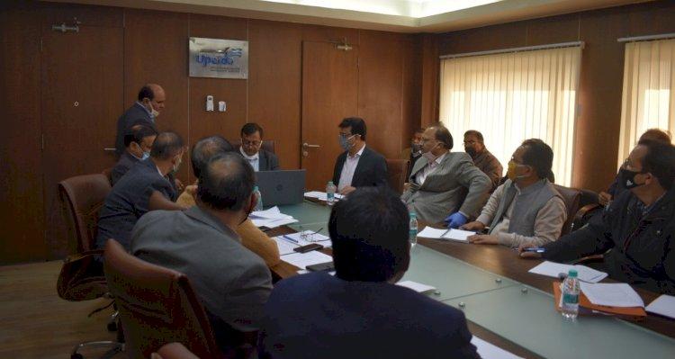 UPEIDA | Meeting for bundelkhand expressway update