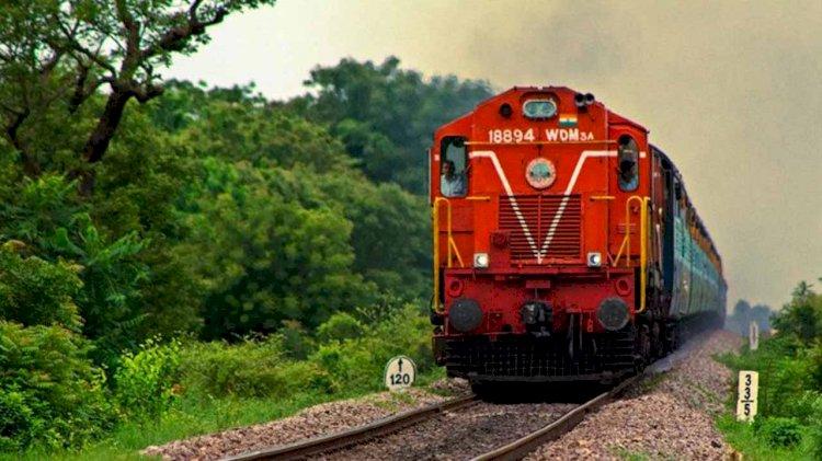 Railway News : लखनऊ-आगरा फोर्ट इंटरसिटी स्पेशल ट्रेन का संचालन जल्द होगा शुरू