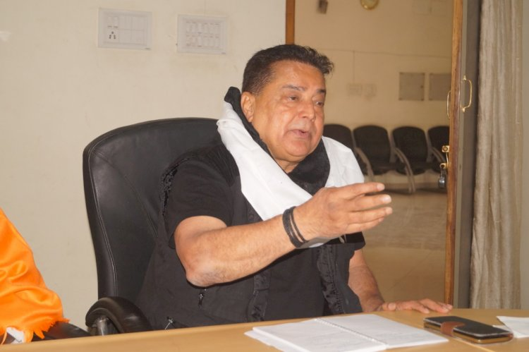 किसने कहा बुंदेलखंड के जनप्रतिनिधि अलग राज्य  का मुद्दा संसद व विधानसभा में नहीं उठाते