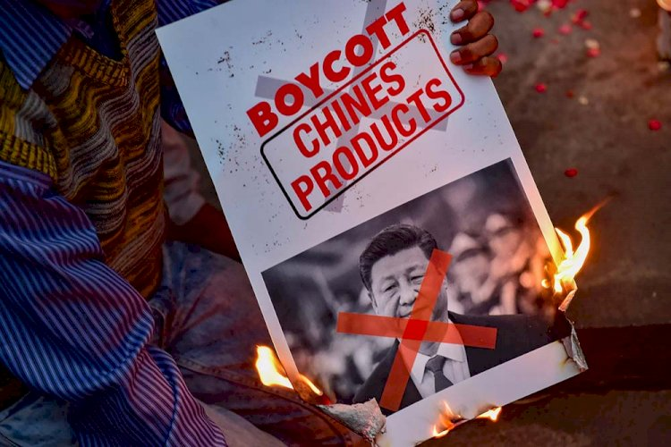 अमेरिका ने चीन से कई उत्पादों के आयात पर प्रतिबंध लगाया