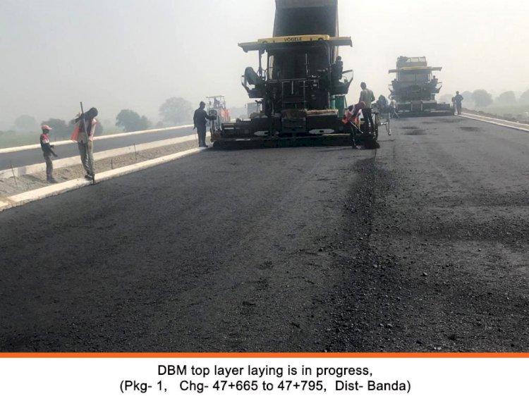 bundelkhand expressway | banda bundelkhand