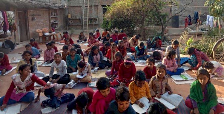 हमीरपुर के बीहड़ों में खुले लर्निंग सेंटर, किशोरियों के सपनों को लगे पंख