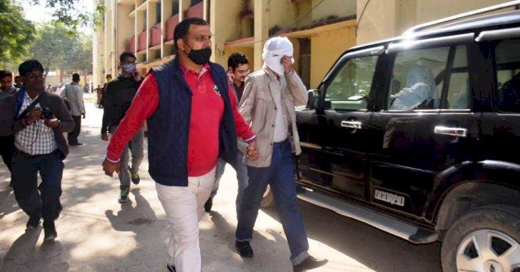 बाँदा : बाल यौन शोषण के मामले में तीसरा आरोपी दिल्ली में गिरफ्तार