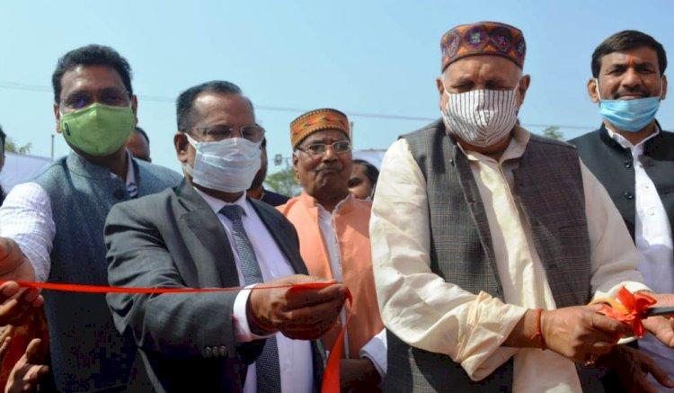 क्षेत्रीय किसान मेले मे कृषि मंत्री ने कहा- बुन्देलखण्ड़ में खरीफ फसलों का आच्छादन बढा