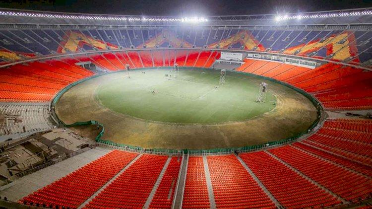 नरेन्द्र मोदी के नाम पर स्टेडियम के नामकरण ने दिया विवादों को जन्म