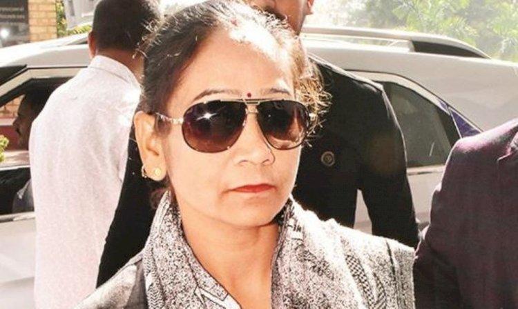 विधायक रामबाई सिंह की बेटी को थाने नहीं ले जा पायी पुलिस