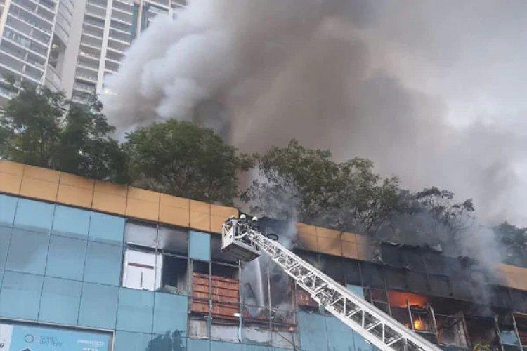 मुंबई के प्राइवेट अस्पताल में लगी आग से 10 मरीजों की मौत, जाने पूरा मामला