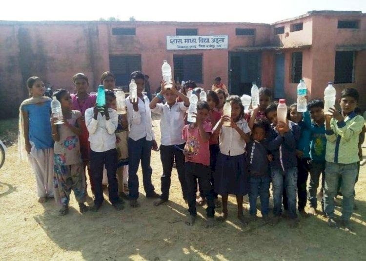 चित्रकूट मण्डल में हैं 308 प्राथमिक विद्यालय, जिनमें पीने का पानी तक नहीं