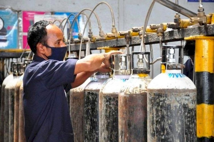 रिमझिम प्लांट से सभी को मिल रही है ऑक्सीजन, अफवाहों से रहें सावधान : युवराज सिंह