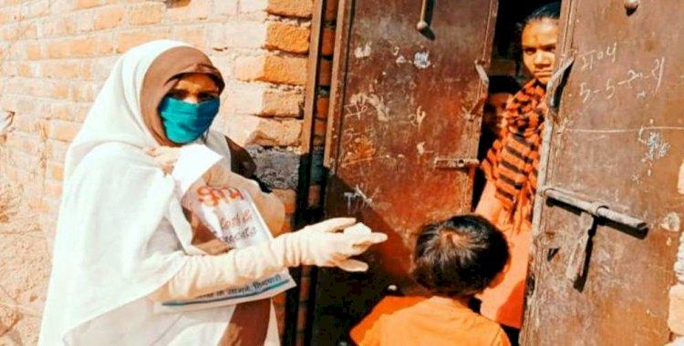 बांदा में 1500 टीमों ने शुरू किया लक्षणयुक्त व्यक्तियों की निगरानी