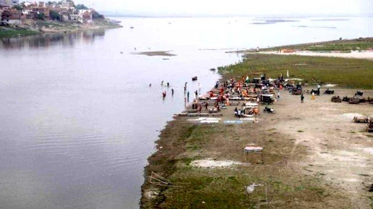 यूपी और बिहार में गंगा नदी में सैकडों लाशें मिलने से मचा हडकम्प