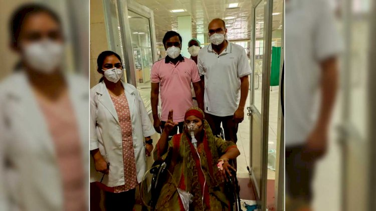covid patients, covid patients in hospital, covid patients after recovery, covid patients quarantine, covid patients banda,