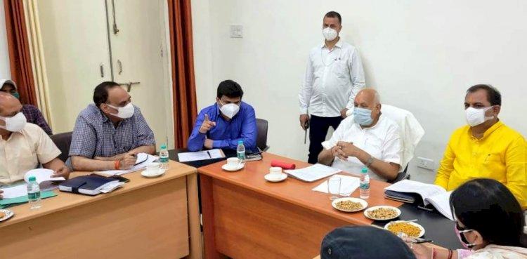 बुंदेलखंड क्षेत्र के विकास के लिए सरकार वचनबद्ध, किसान हित में लगातार लिया जा रहा  निर्णय : सूर्य प्रताप शाही