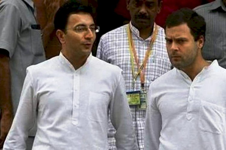 राहुल और प्रियंका गांधी के एक और सिपहसलार जितिन प्रसाद भाजपा में शामिल
