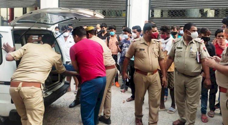 लखनऊ : सिपाही ने अस्पताल में भर्ती बंदी के बेटे को गोली मारकर की हत्या