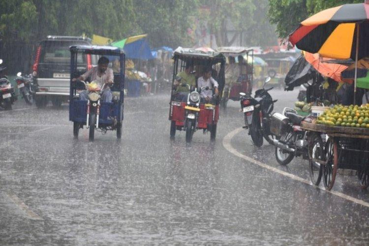 भारी वर्षा (heavy rain)
