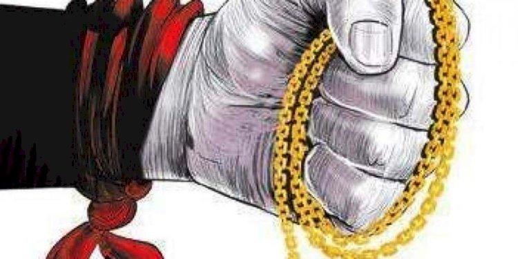 हमीरपुर : दिनदहाड़े सर्राफा व्यापारी से लाखों रुपये के सोने चांदी के जेवरात की लूट