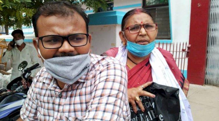 बाँदा : कोआपरेटिव बैग से एक लाख रुपये गायब