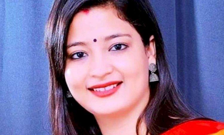 कानपुर की करिश्मा बनी महिला यूपी कांग्रेस कमेटी बुन्देलखण्ड जोन की प्रदेश अध्यक्ष