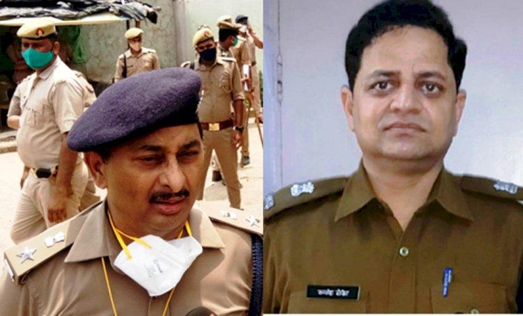 हमीरपुर :  विधायक और भाजपा नेताओं की मौजूदगी में ब्लाक प्रमुख को मच्छर कहने पर एसपी पर कार्रवाई