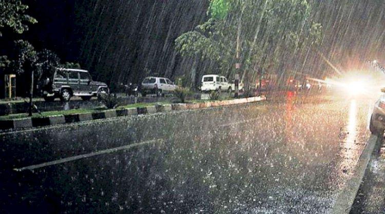 उत्तर प्रदेश बारिश फाइल फोटो..
