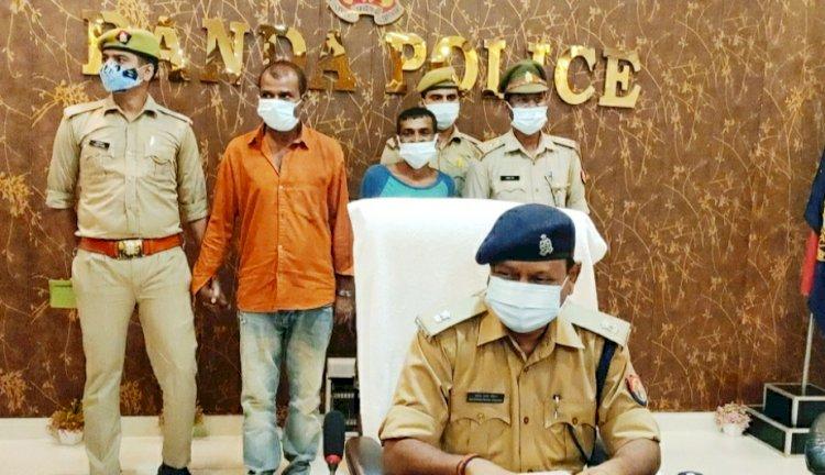 बाँदा : मुठभेड़ के बाद पुलिस ने हिस्ट्रीशीटर से के चंगुल से अपहृत किशोर को मुक्त कराया